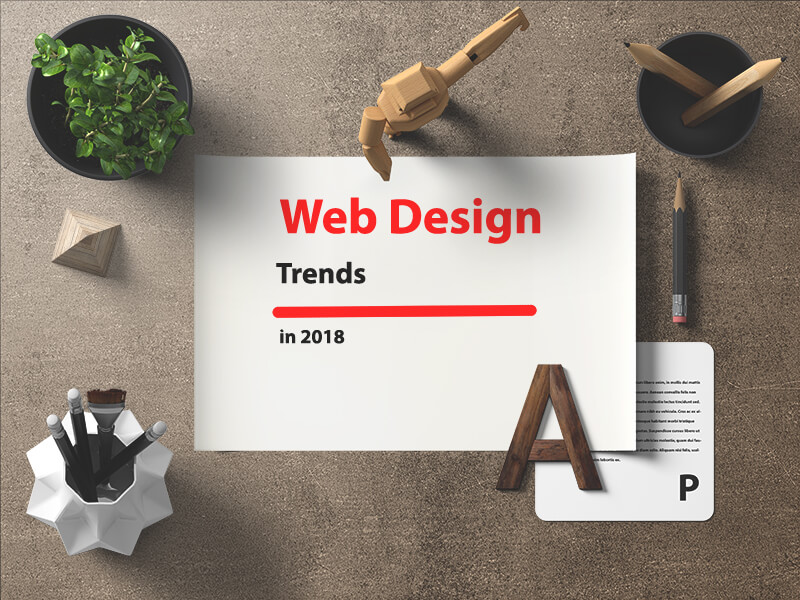 12 Hottest Web Design Trends 2018